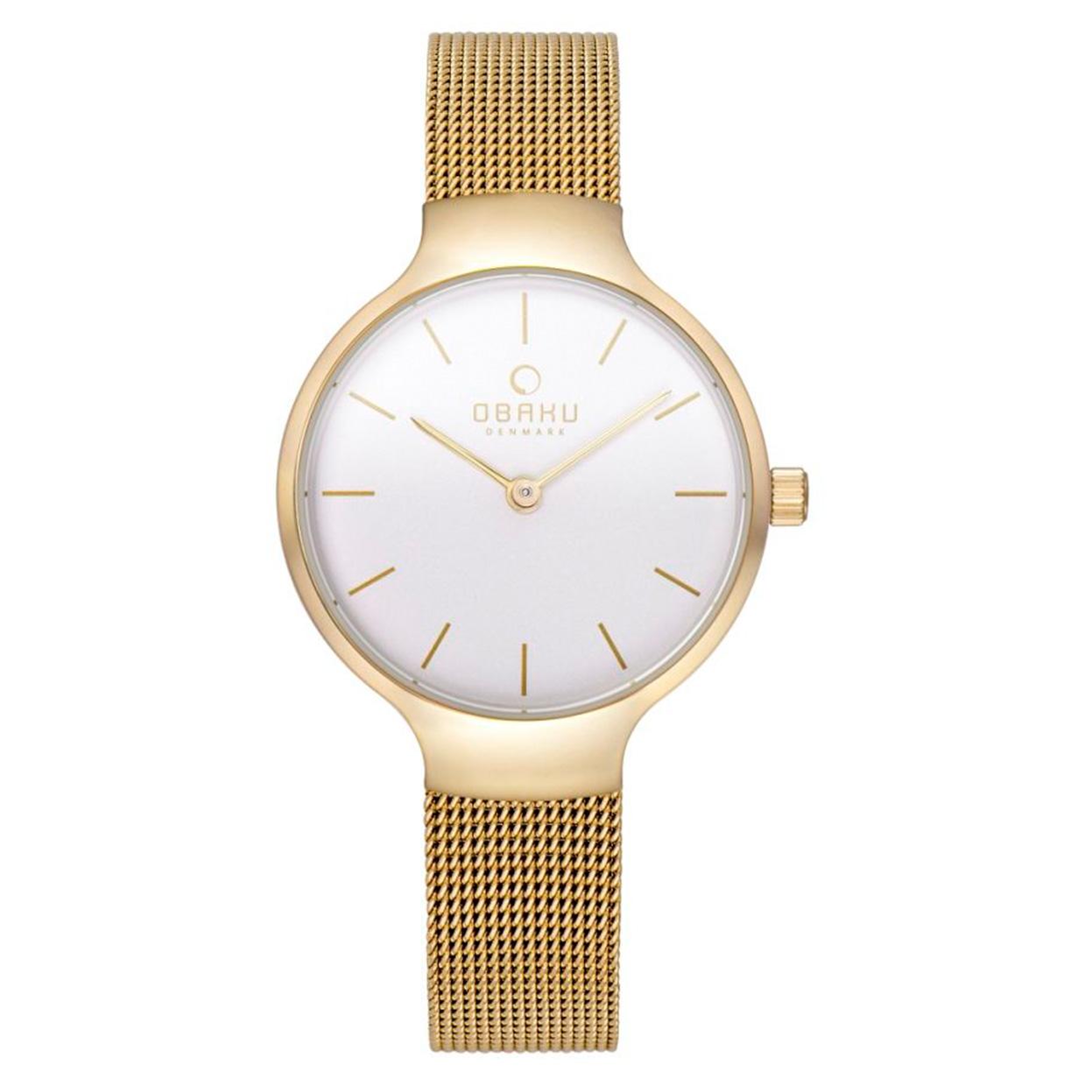 Zegarek Obaku V223LXGIMG