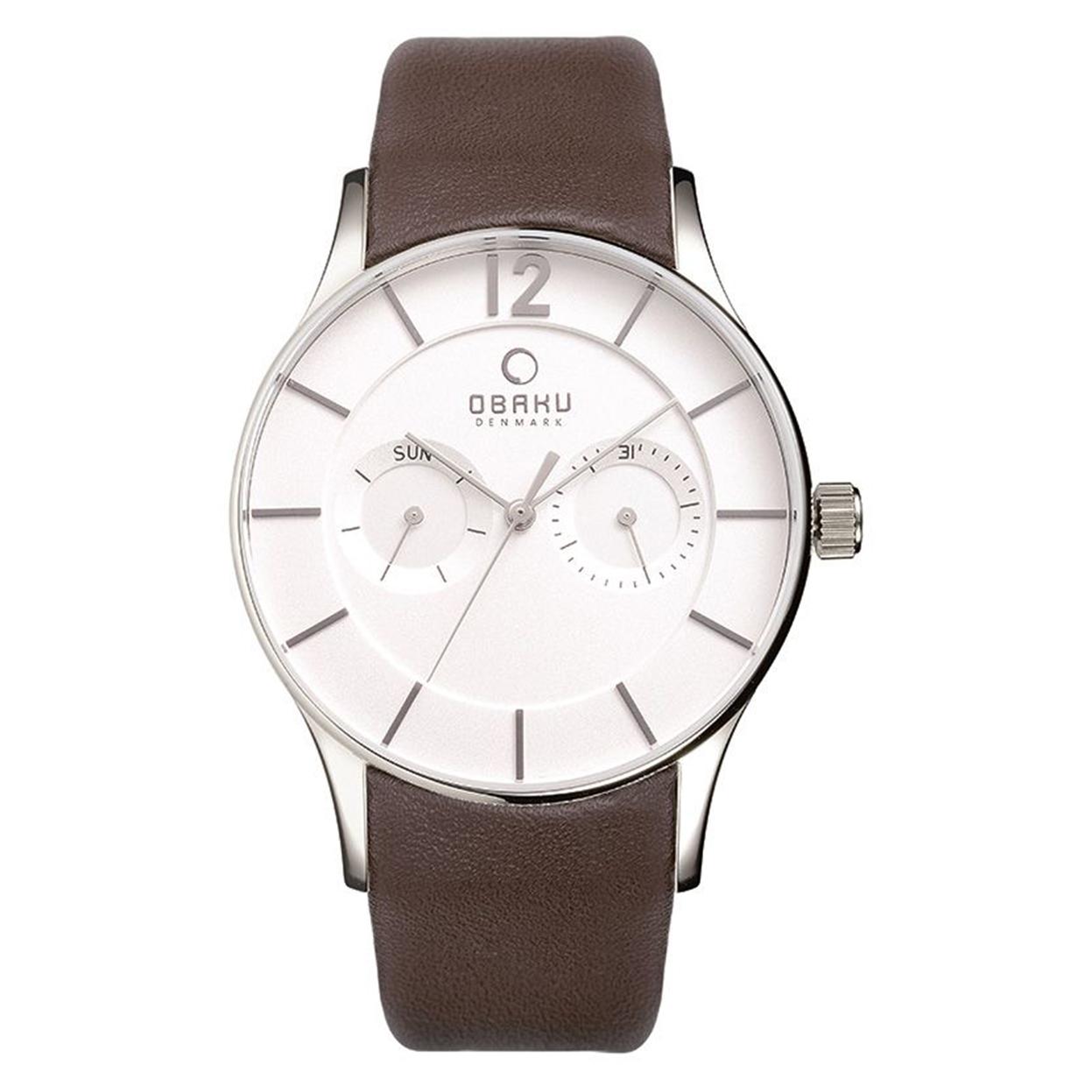 Zegarek Obaku V175GMCIRN