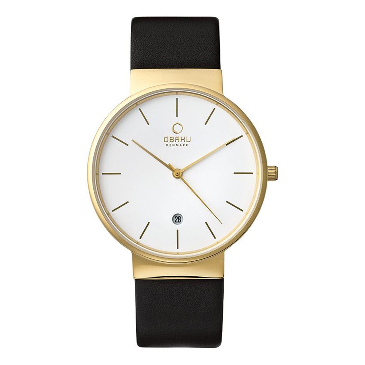 Zegarek Obaku V153GGWRB