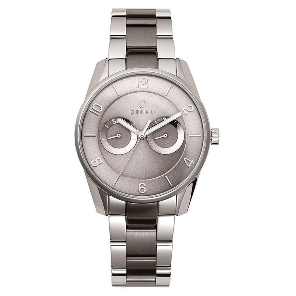 Zegarek Obaku V171GMCJSJ