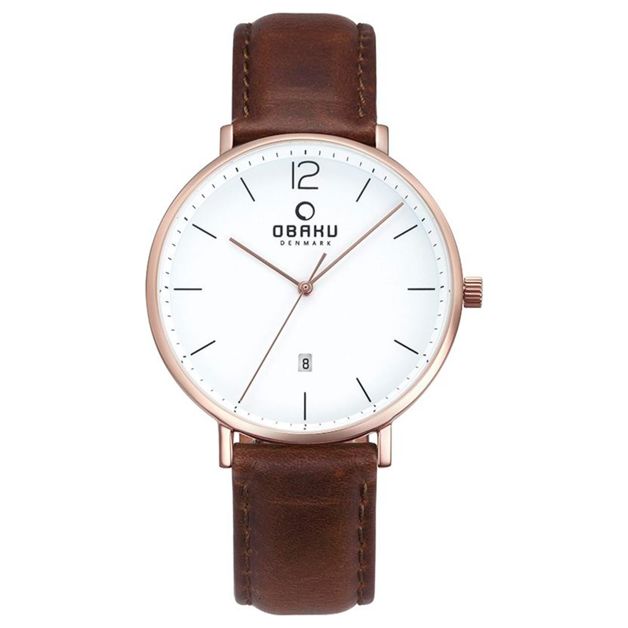 Zegarek Obaku V181GDVWRN