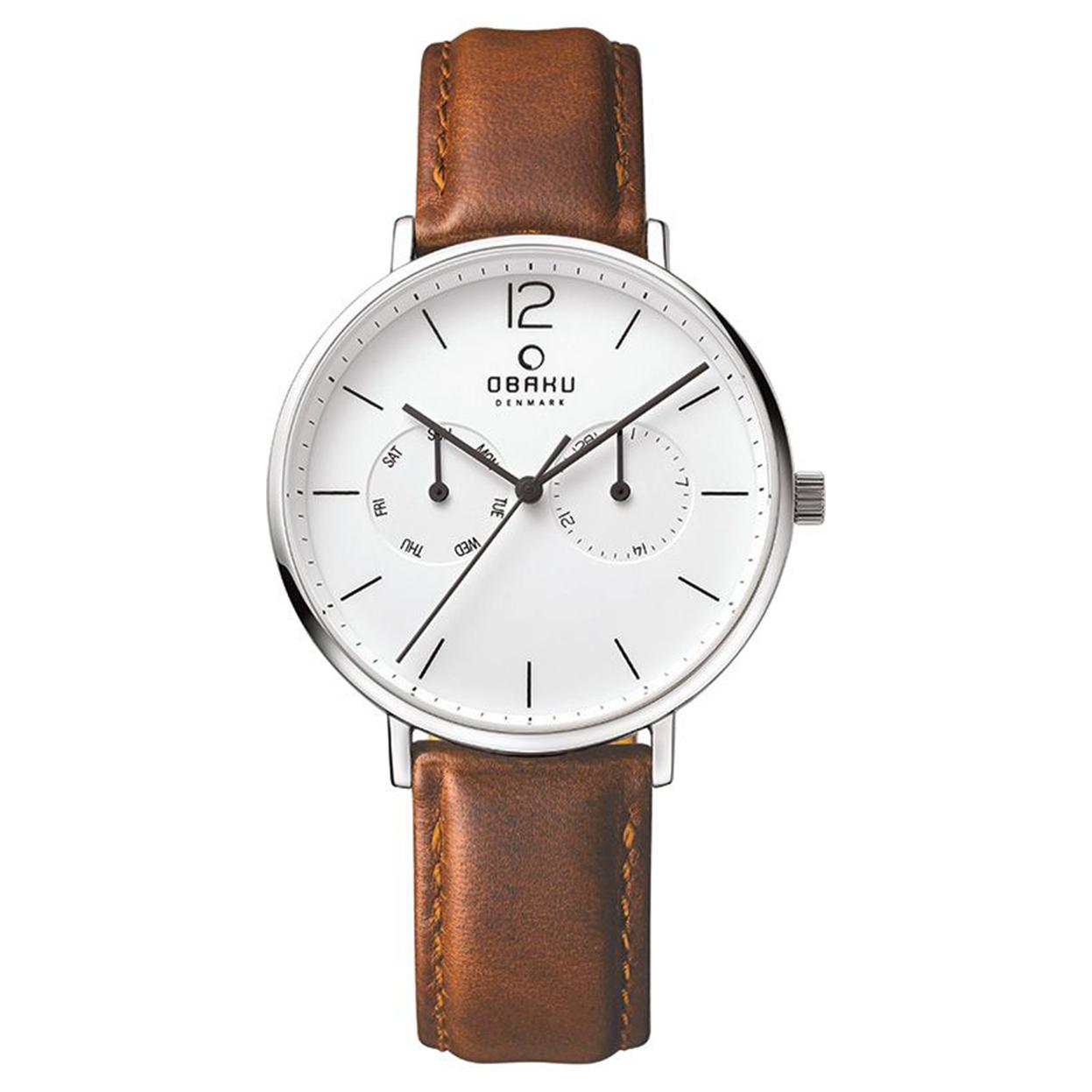 Zegarek Obaku V182GMCWRN