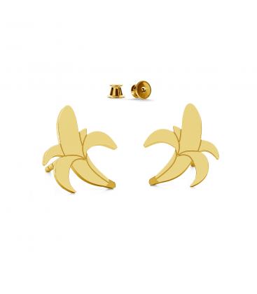 Srebrne kolczyki BABECZKA, 925 - ARÔME