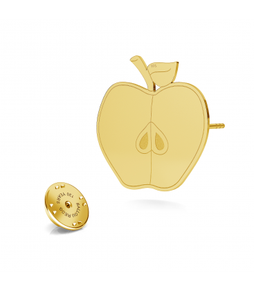 Apple lapel pin 925 - ARÔME