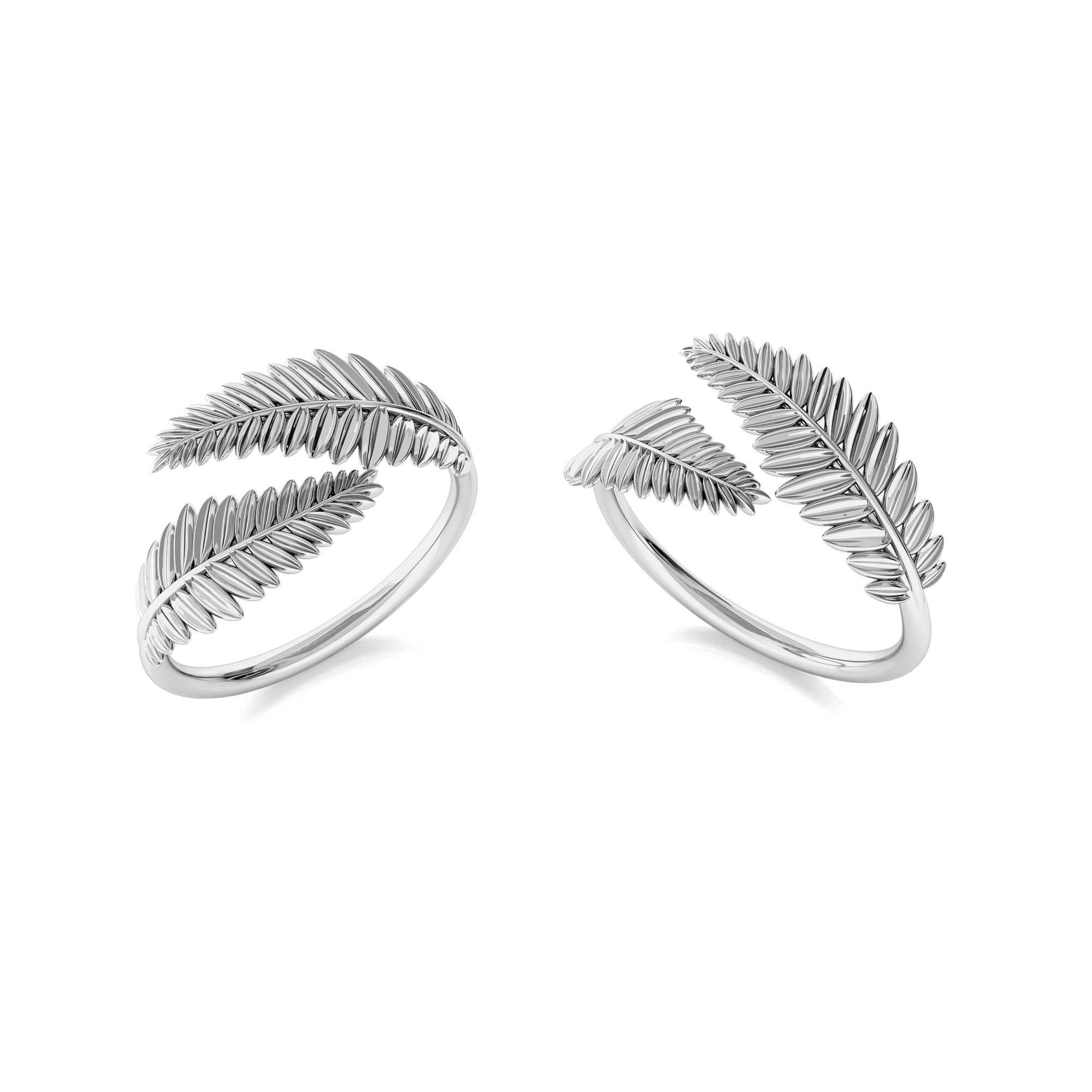 Angel WING ring, silver 925