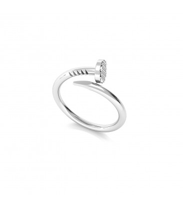 Spike ring, silver 925