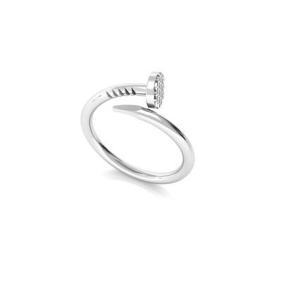 Anello di chiodo, argento 925