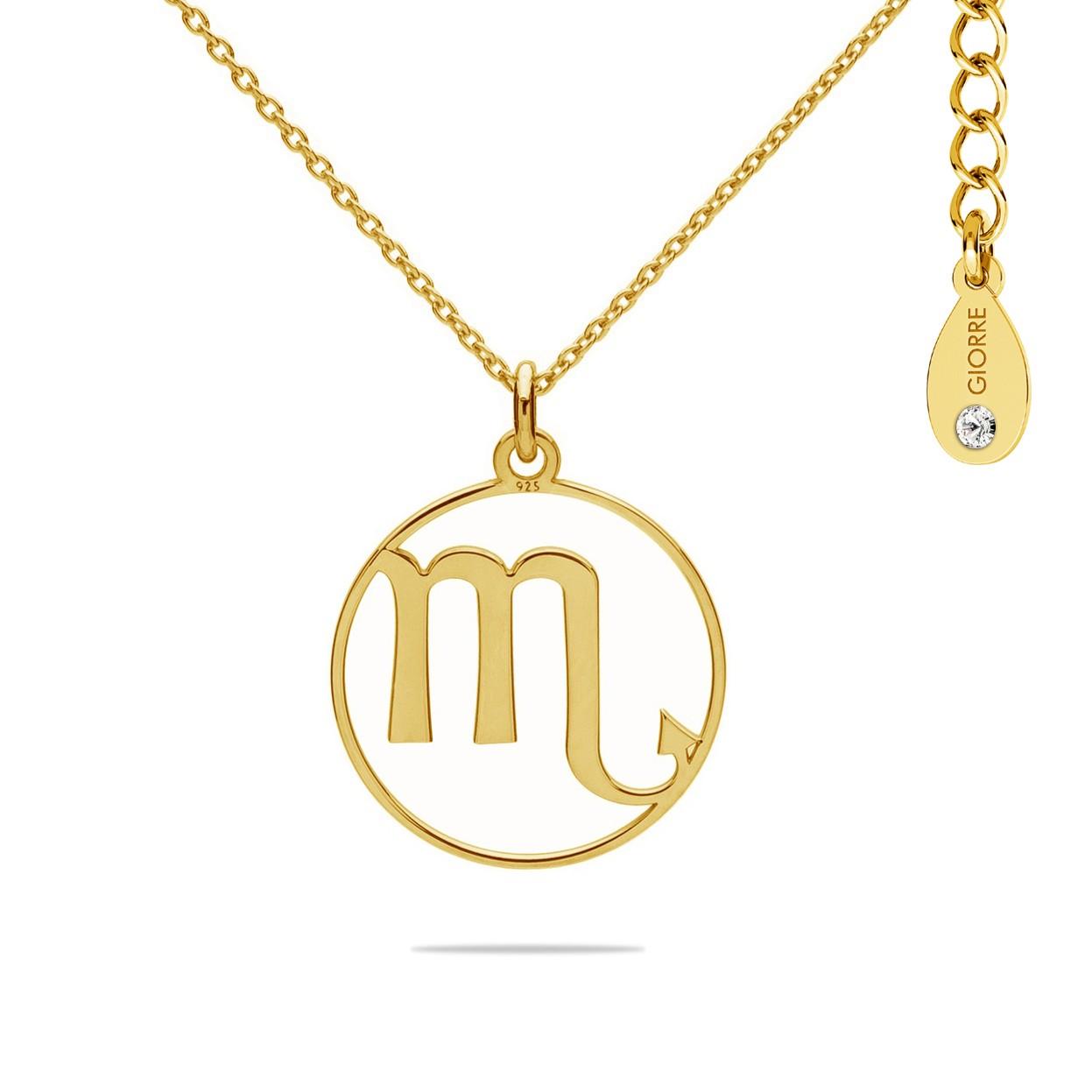 Collar del zodiaco plata 925
