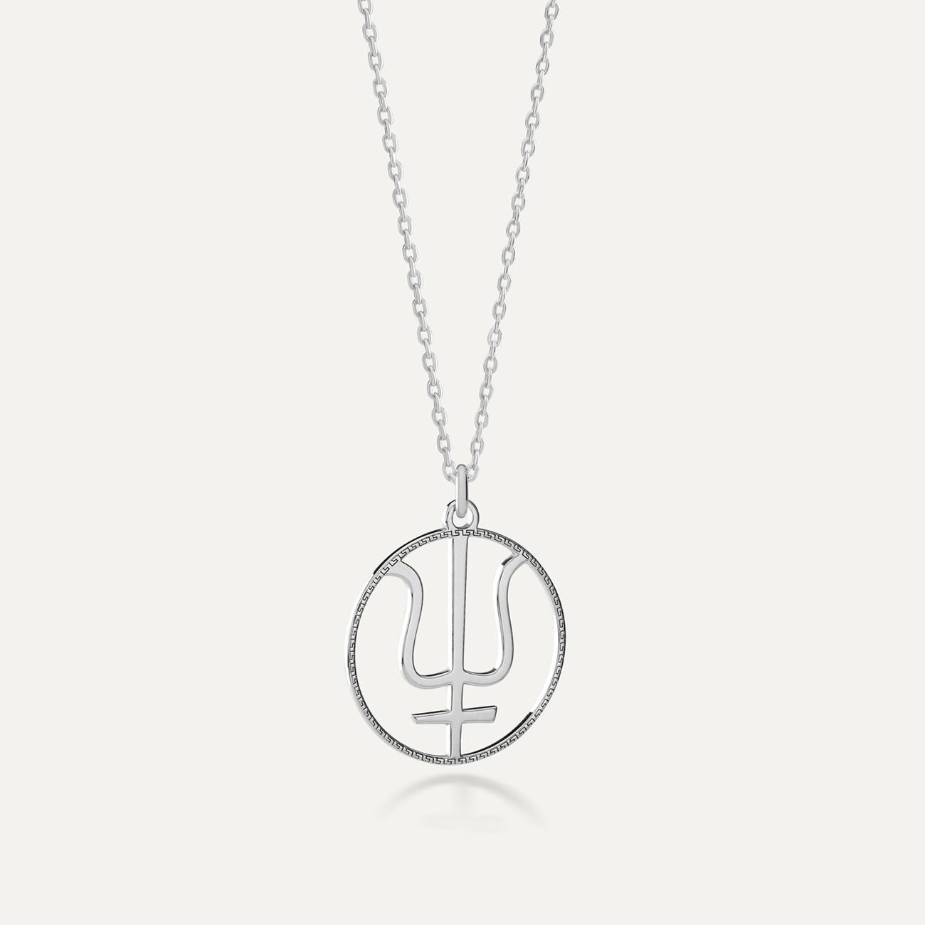 Necklace - Poseidon, Silver 925 MON DÉFI
