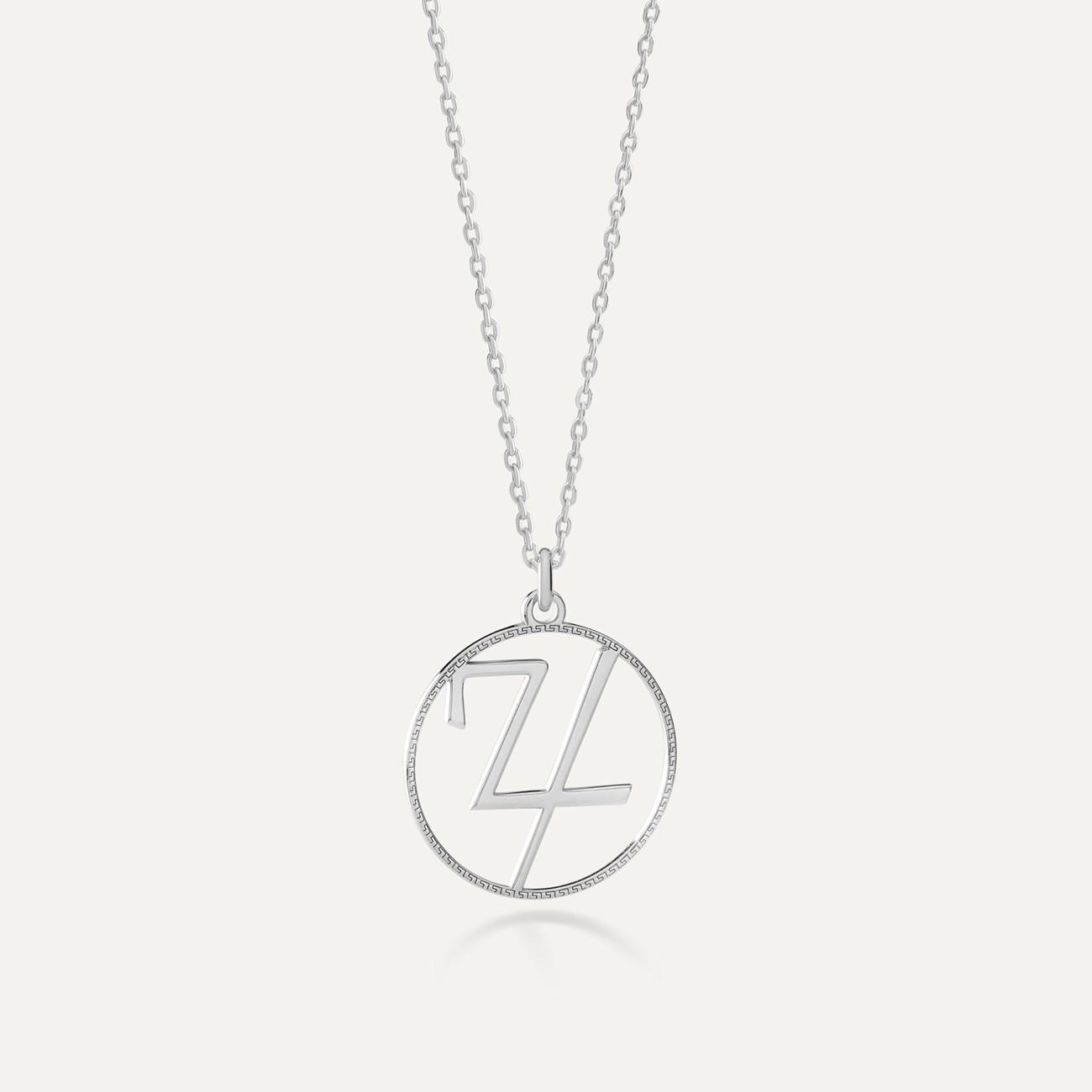 Necklace - Zeus, Silver 925 MON DÉFI