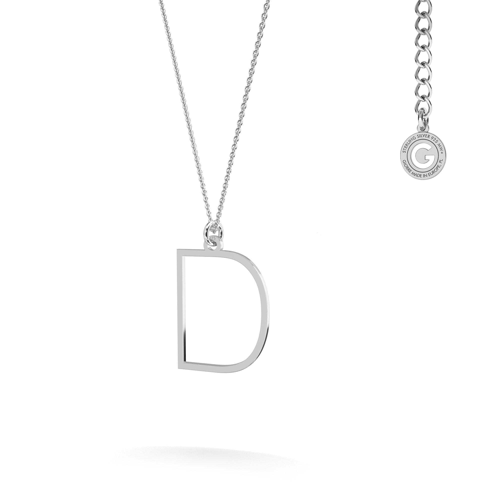 Necklace - Hestia, Silver 925 MON DÉFI