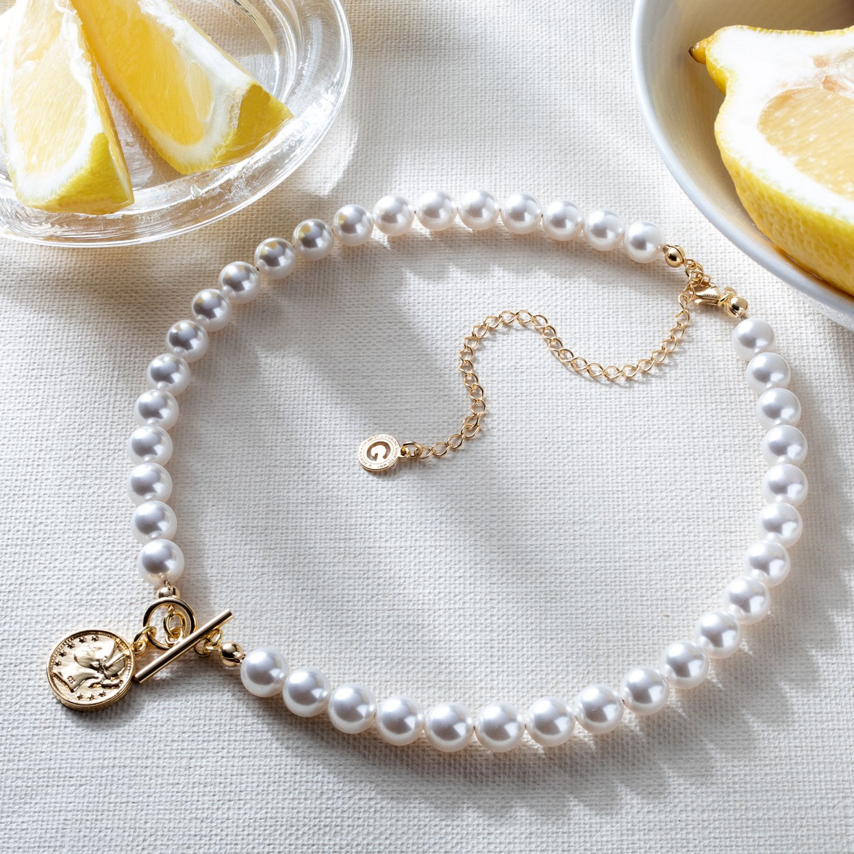 MON DÉFI choker - your date, Silver 925