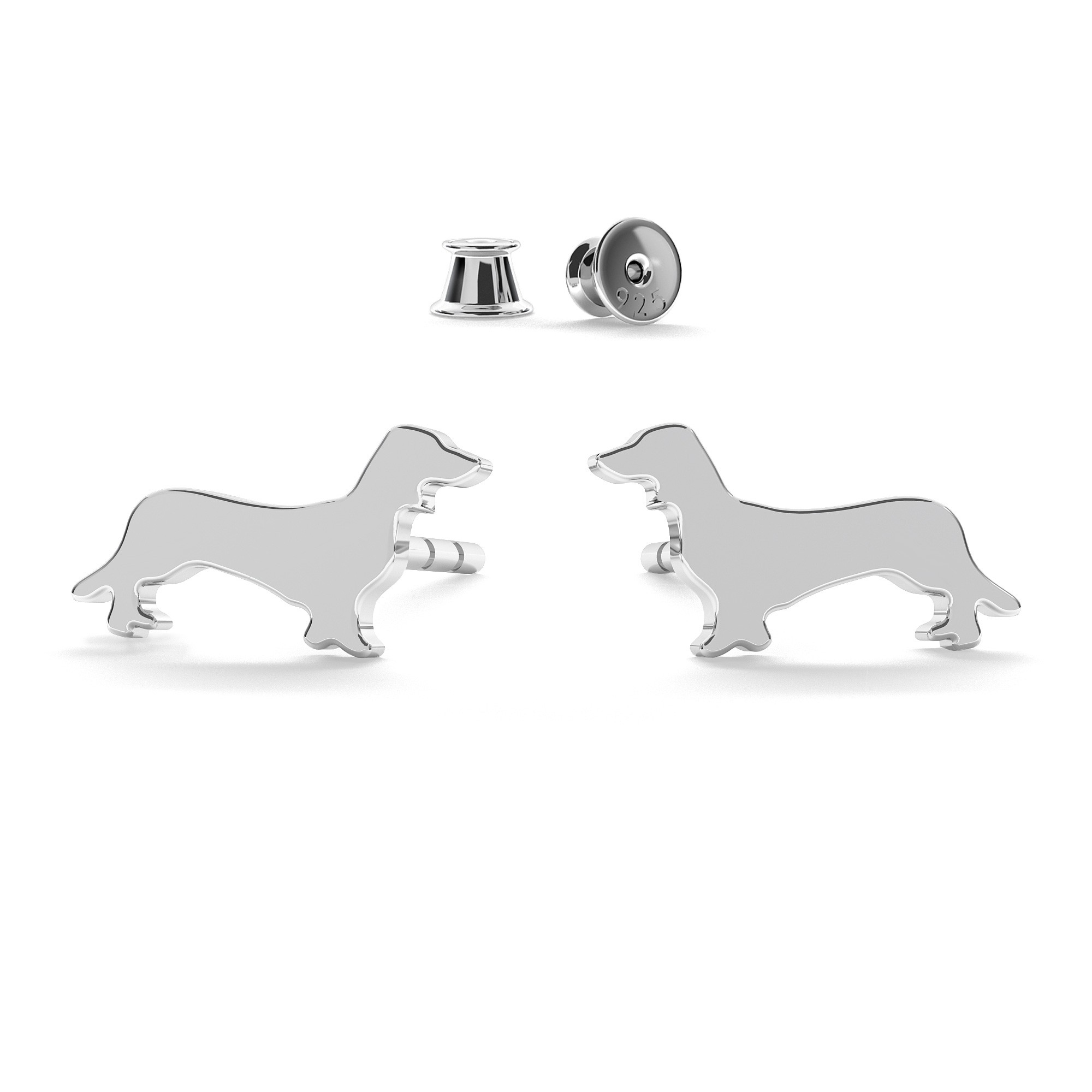 DASCHUND EARRINGS