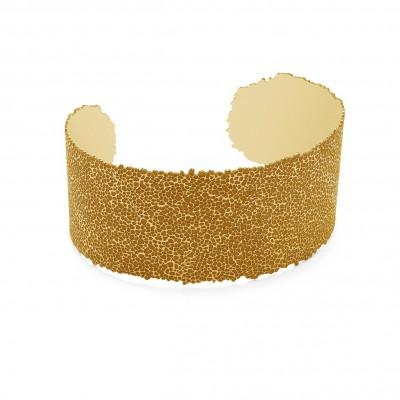 Unisex bangle satin bracelet sterling silver 925