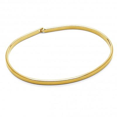 Unisex armband VARRANI geburstet silber 925