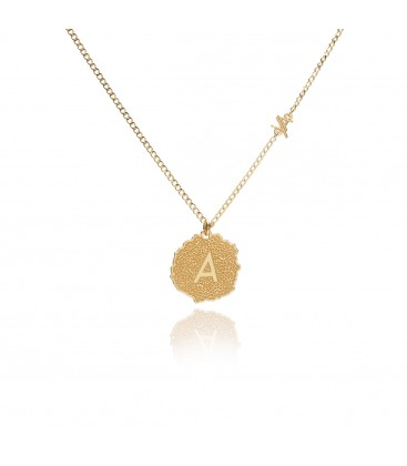 Girl necklace YA 925