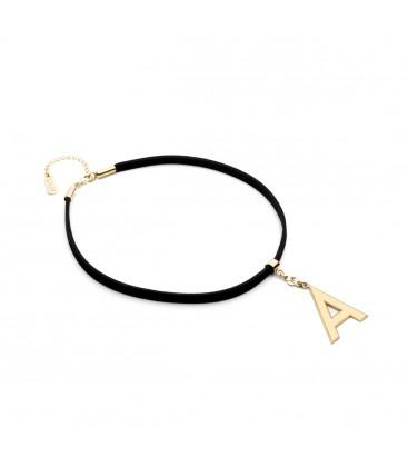 Letter necklace YA 925