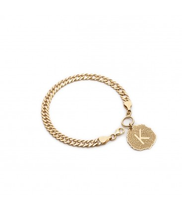 Your text bracelet YA 925