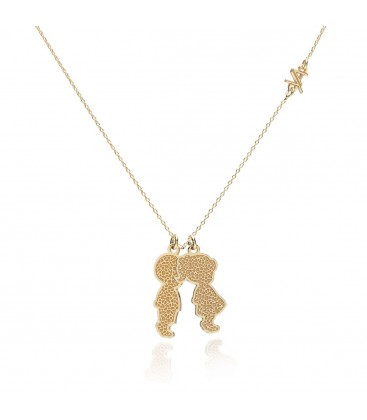 Boy necklace YA 925