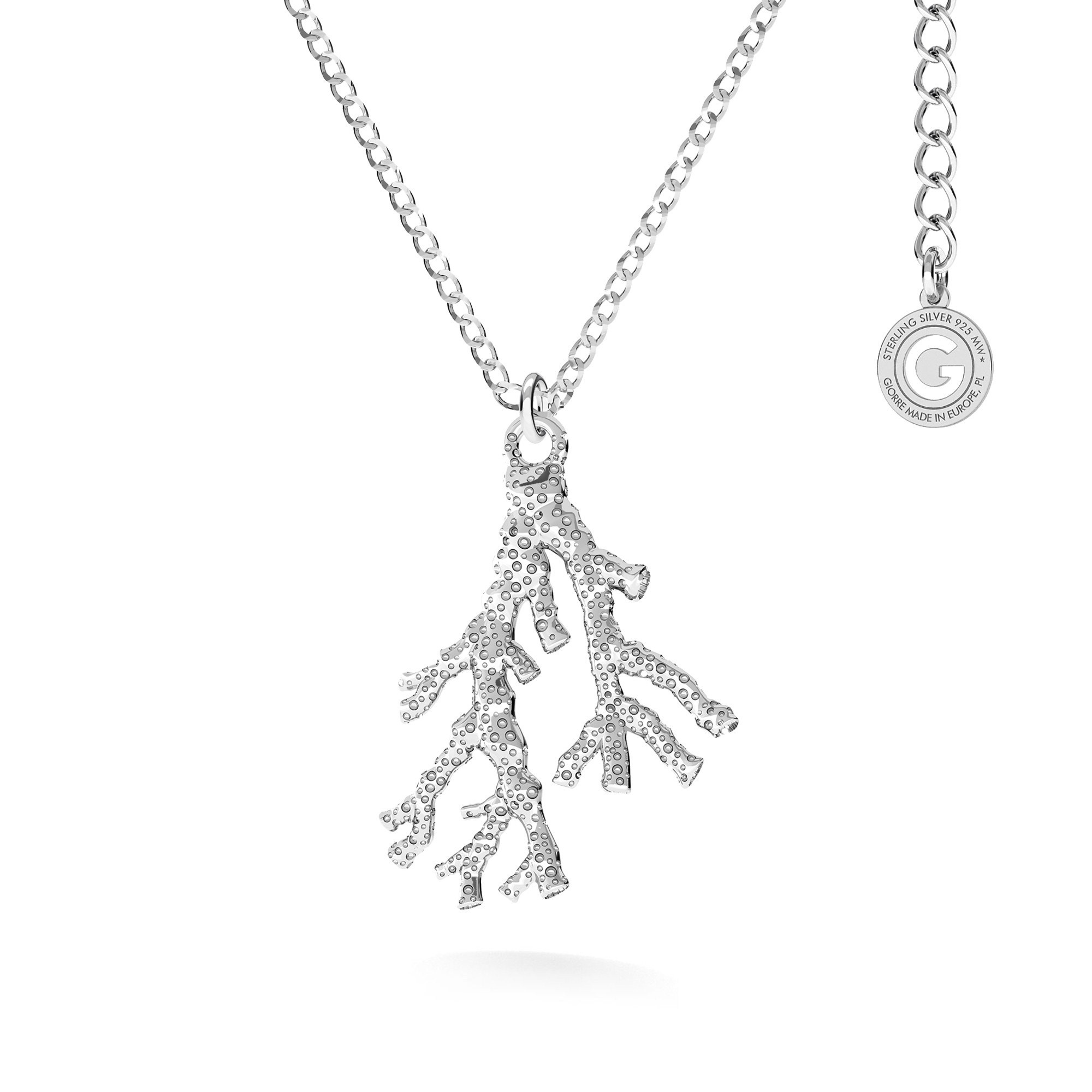 MON DÉFI Necklace - your name, sterling silver 925