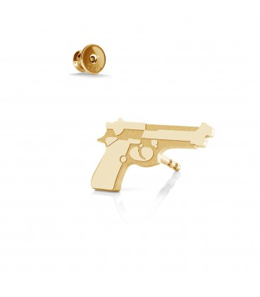 Beretta ohrringe, silber 925