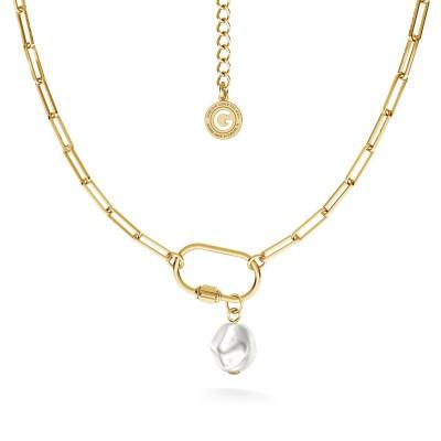 Monstera leaf necklace sterling silver 925
