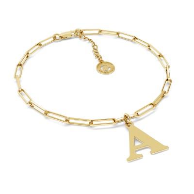 Unregelmäßige Perle armband silber 925