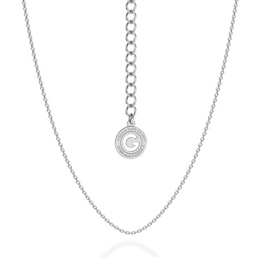Srebrny delikatny łańcuszek ankier, srebro 925
