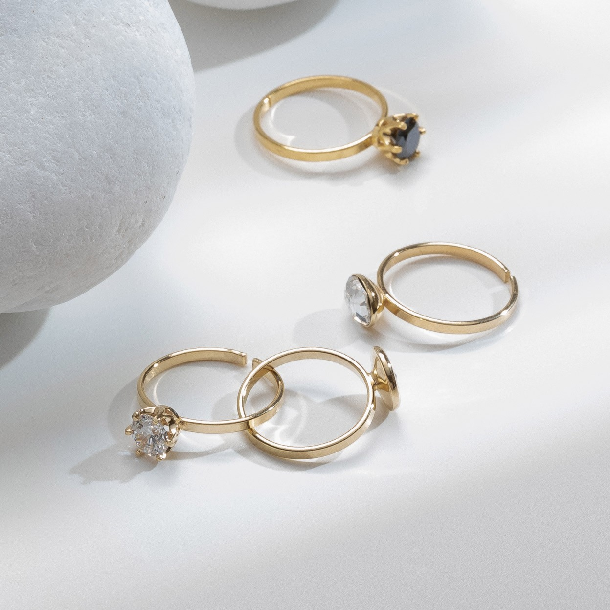 Srebrny pierścionek Rivoli Oval My RING™ 925