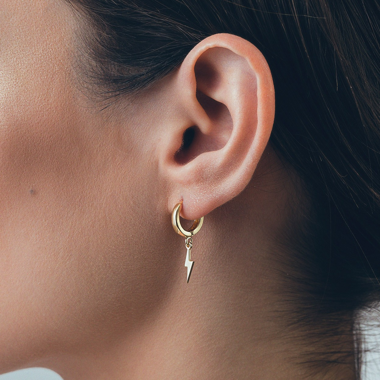 Seastar earrings sterling silver 925