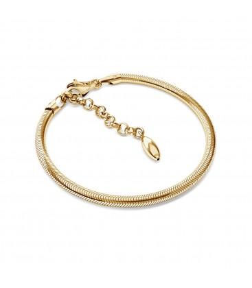 Sterling silver bracelet beads base