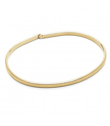 Unisex armband glanzend silber 925