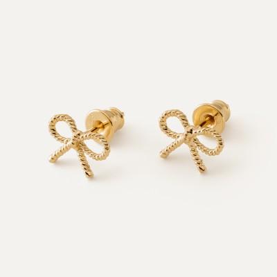 Alpaca earrings sterling silver 925
