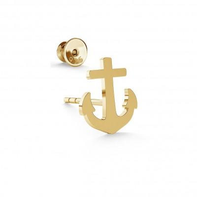 Earrings anchors