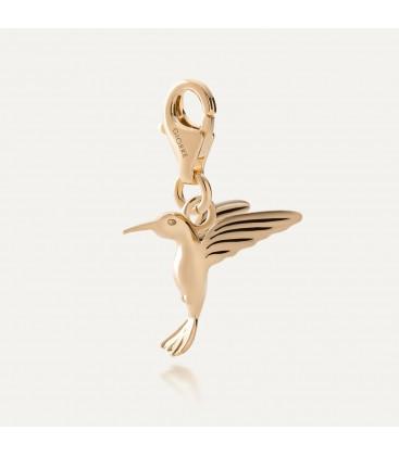 Colibrì charm pendente argento 925