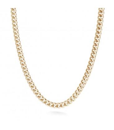 Curb chain MON DÉFI, Silver 925