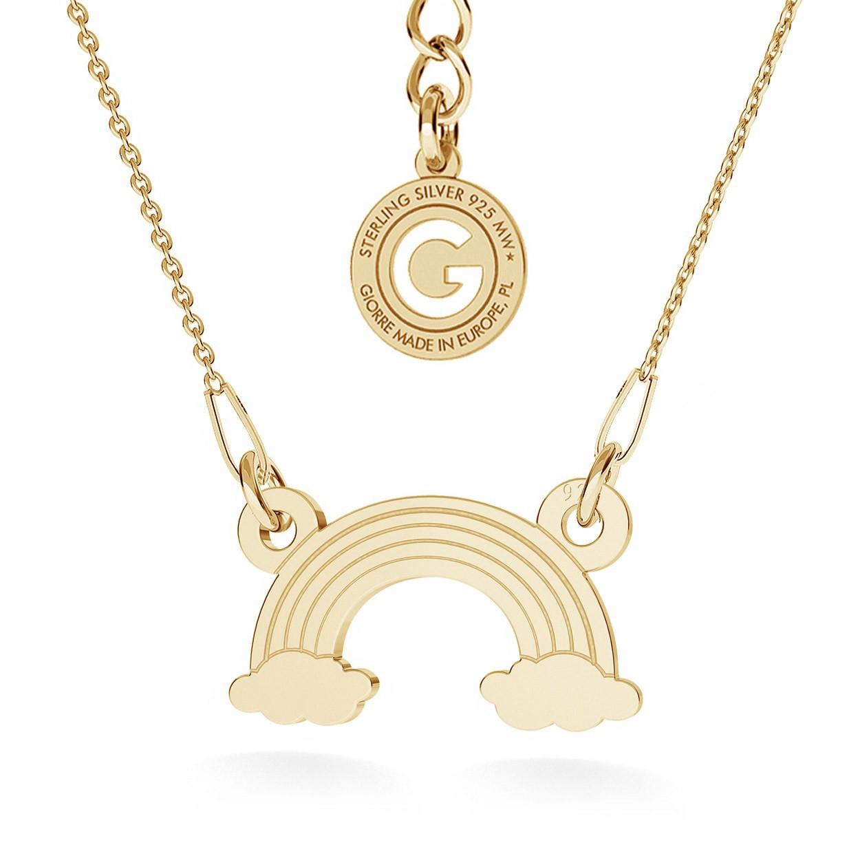 RAINBOW necklace 925