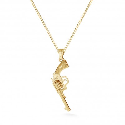 Revolver necklace 925
