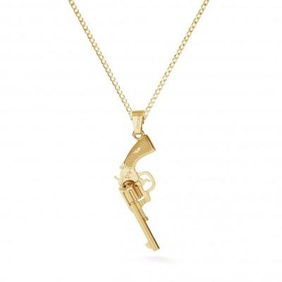 Revolver necklace 925
