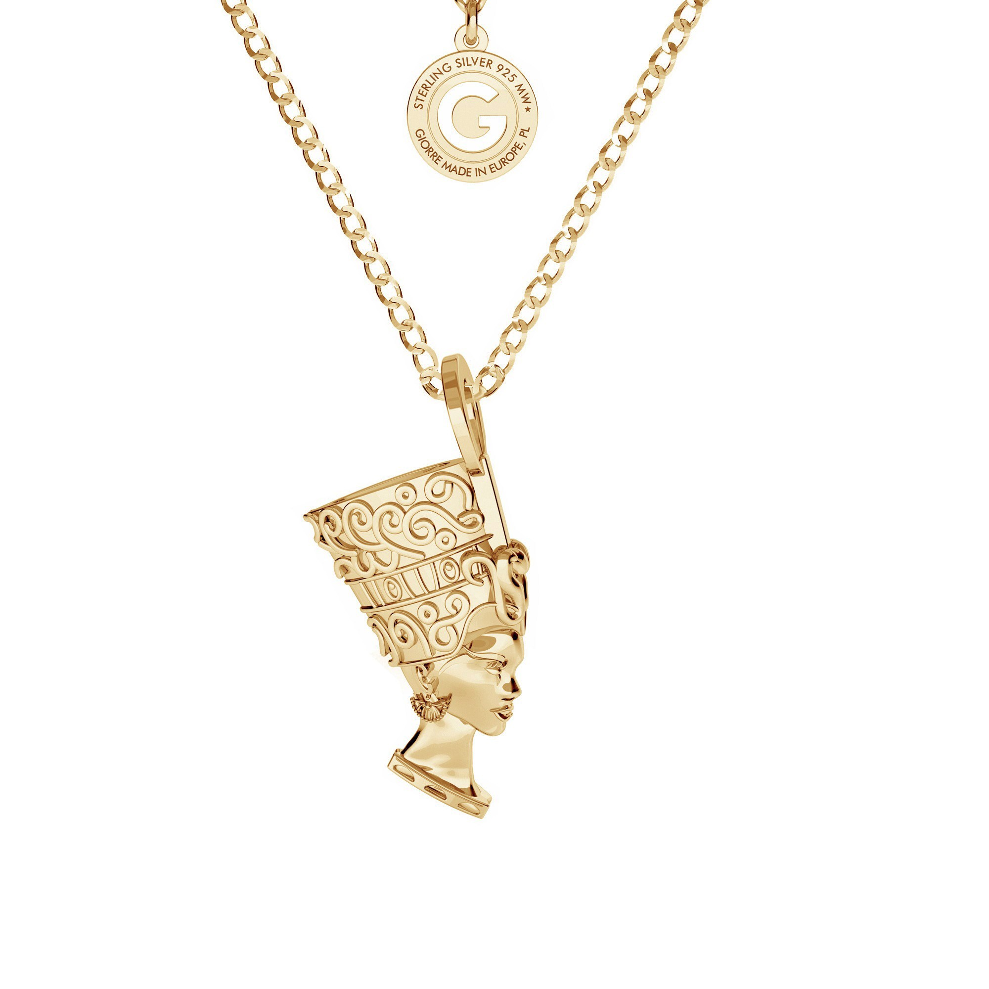 CLEOPATRA necklace 925