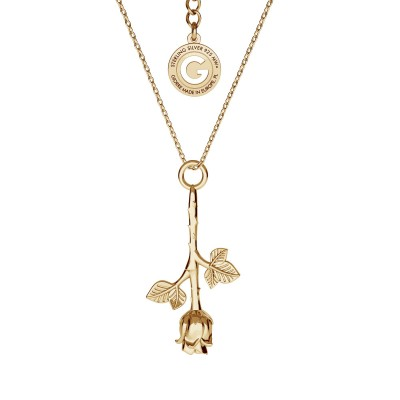 ROSE necklace 925
