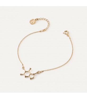 Chocolate bracelet chemical formula 925