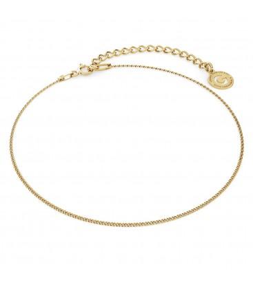 Ankle bracelet, model 5