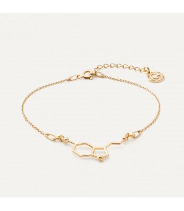 Serotonin armband chemische formel 925