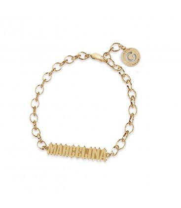 Ton texte bracelet argent 925