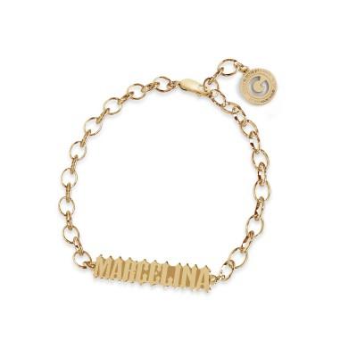 Berge armband MON DÉFI silber 925