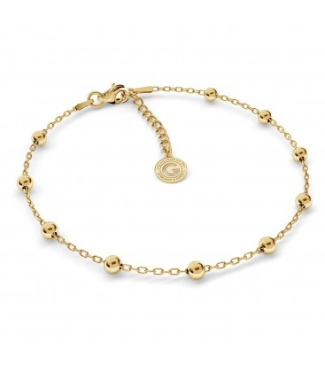 Bracelet with ball 4mm