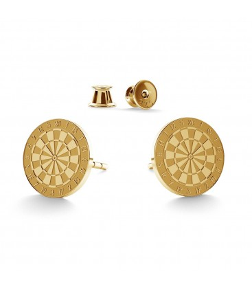 Giorre dart cup earrings
