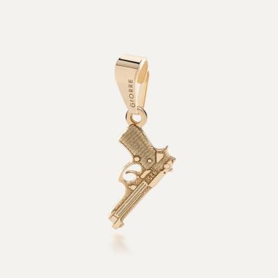 ANHANGER 185, Beretta pistole anhänger (klein)