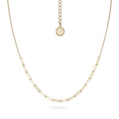 Srebrny łańcuszek anker do wpinania charmsów 925